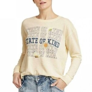 State of Kind French Terry Sweatshirt